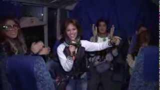 شجار، جنون وهستيريا الطلاب في الباص بعد البرايم 11 من ستار اكاديمي 9