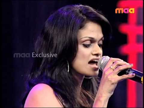 Maa Music Awards 2012 - Karthik & Suchitra Performance for Gore Gore from Kick