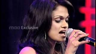 Maa Music Awards 2012 - Karthik & Suchitra Performance for Gore Gore from Kick