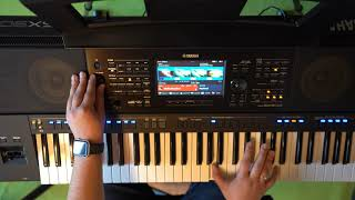 Yamaha PSR-SX900 First Soundcheck