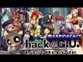 MY SECOND FAVORITE GAME! | .Hack G.U. Trailer Reaction