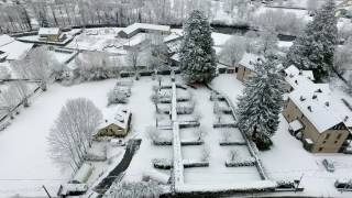 Camping des Thermes - Hiver 2017