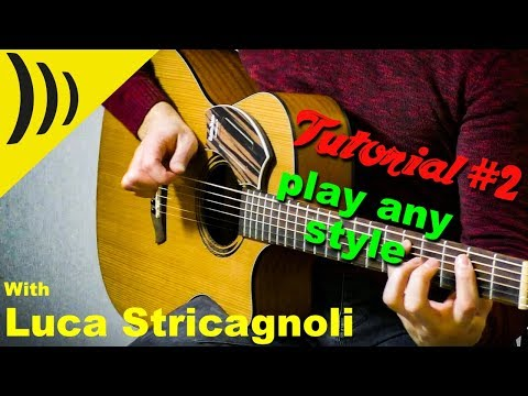 SamJam Tutorial Nr. 2 with Luca Stricagnoli - Basics // Play any style of music