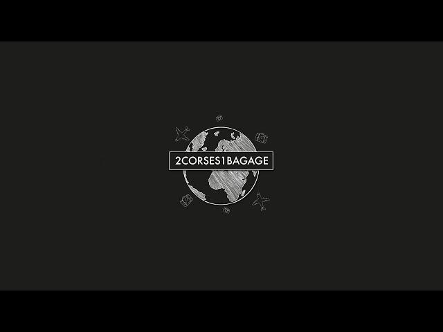 Intro de compte YouTube - 2Corses1Bagage