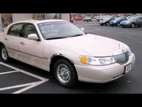 1999 Lincoln Town Car Cartier Sedan In Lima Oh 45805 Youtube