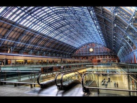 St Pancras International station | The station