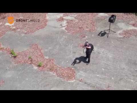 Nova arma derruba drones a 500 metros de distância