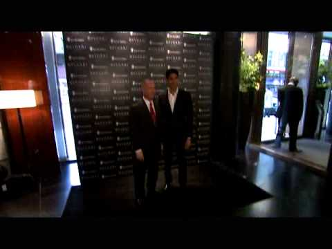 Bulgari Hotel And Residences London Official Opening