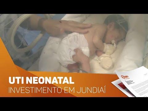 Investimento na UTI neonatal em Jundiaí - TV SOROCABA/SBT