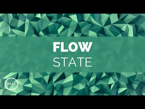 Flow States - Increase Productivity / Mental Relaxation - Binaural Beats - Focus Music