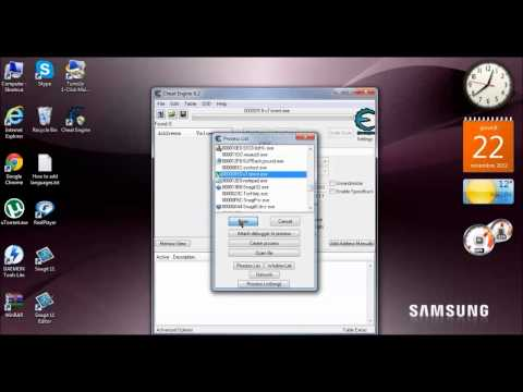 How To Speed Up Your Utorrent Using Cheat Engine 6.2 Free