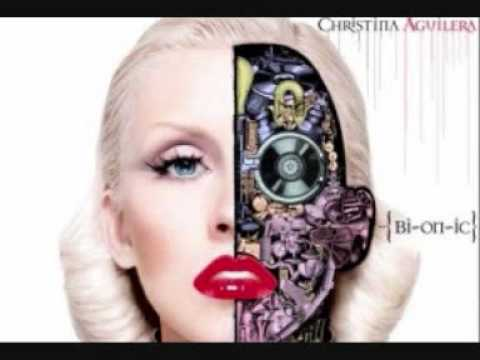 Christina Aguilera - Bionic New Album 2010 -
