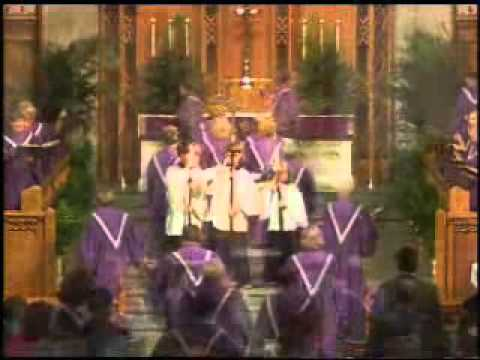Raleigh, Evangelical Church - Palm Sunday - Hymn: All Glory, Laud and Honor