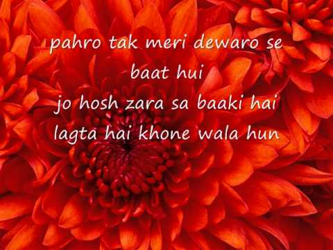 Main Tujhse Pyaar Nahin Karta By Papon Daa with LYRICS Karoke  - Baby