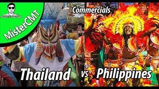 Thailand Vs Philippines Tourism Commercials