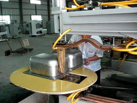 Sink Seam Welding Machine