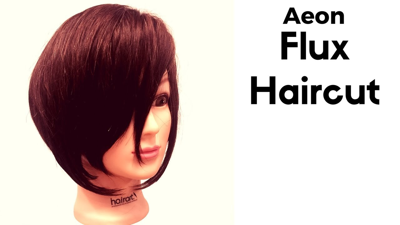 Aeon Flux Haircut Thesalonguy Youtube