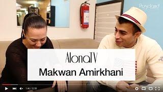 Poseland Alona Kuusisto - Episode 2 - Makwan Amirkhanin haastattelu