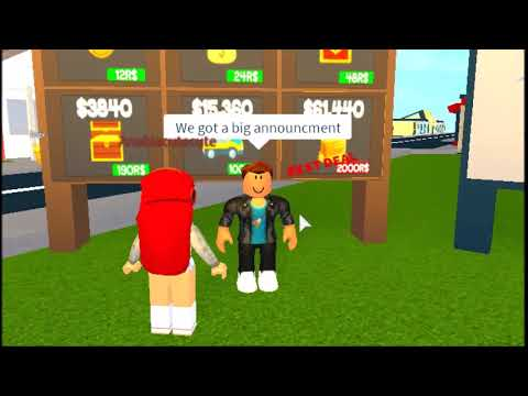 UV - People really likes being in youtube [ Roblox Video ]