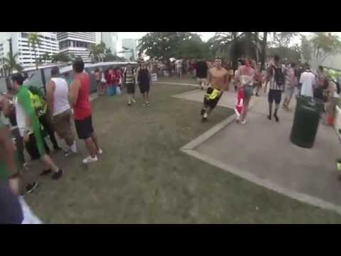 Sneaking into Ultra 2014