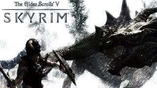 The Elder Scrolls V: Skyrim - Dovahkiin (Dragon Born Full Song) (HD)