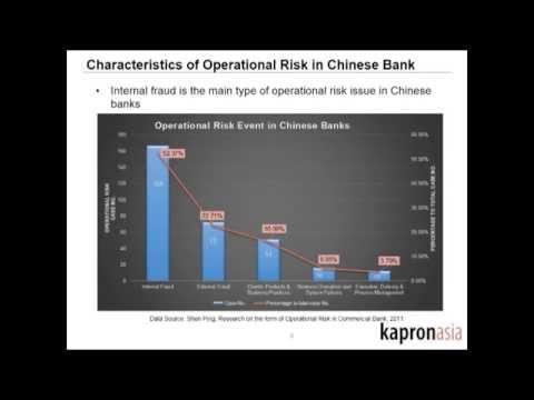 Kapronasia - Operational Risk Management in China