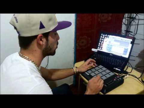 Mc Nego Do Borel Olha Pro DJ (Dj Maicon MPC)