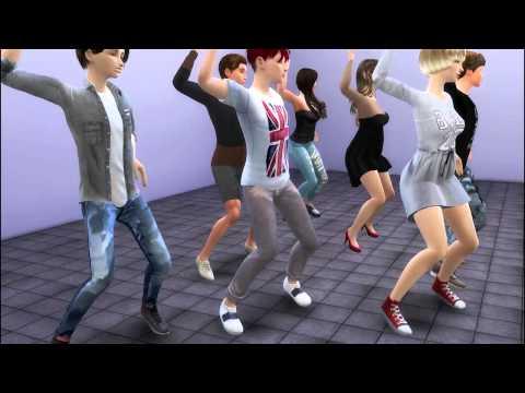 sims 4 dance moves mod