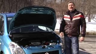 тест-драйв Suzuki Splash