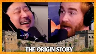"Andrew Santino Explains the History Behind ""Build the Wall"" 