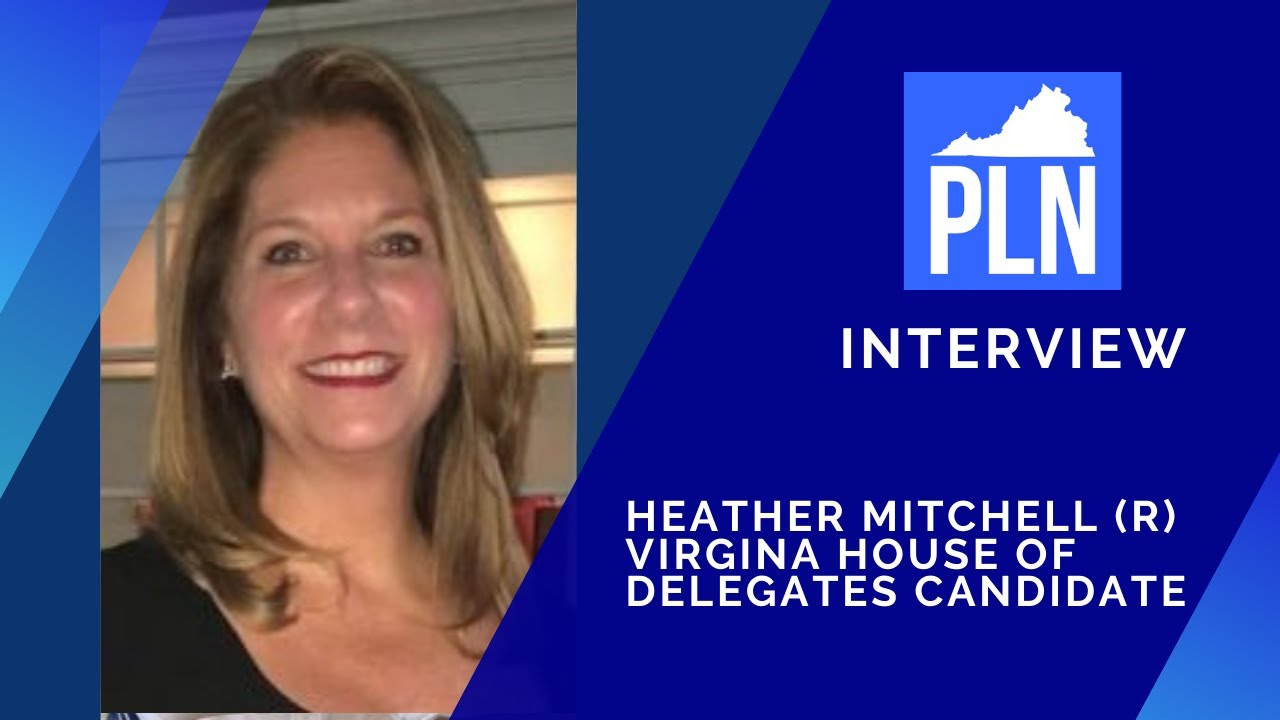 Heather Mitchell seeks Delegate seat for Prince William, Stafford in Jan. 5 Special Election