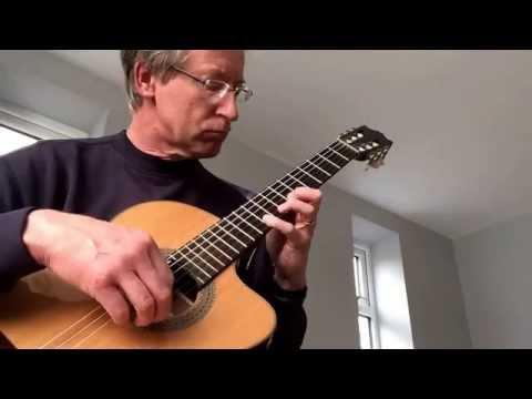 Capricho Arabe (Francisco Tarrega) performed by Keith Morgan