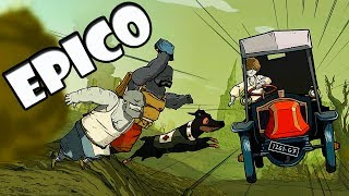 Companheiro Inseparável - #2 Valiant Hearts the Great War (Legendado Pt-Br)