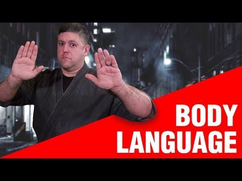 Reading Body Language | ART OF ONE DOJO