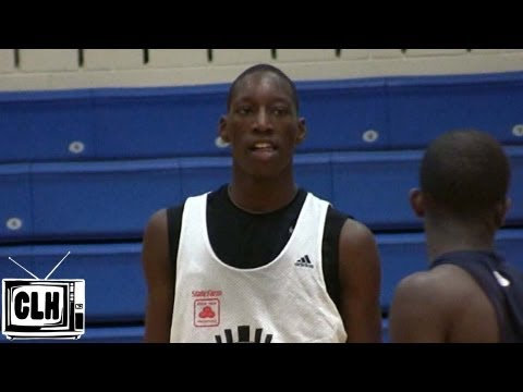 "Edrice ""Bam Bam"" Adebayo is a MONSTER FRESHMAN - Class of 2016 Basketball"
