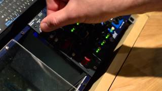 Rupert Neve Designs 551 in action