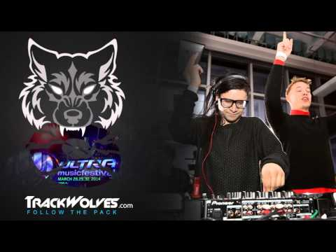 Jack U (Skrillex & Diplo) - Live @ Ultra Music Festival (Miami) - 30.03.2014