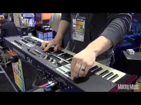 Hammond SK-1 Organ Sounds