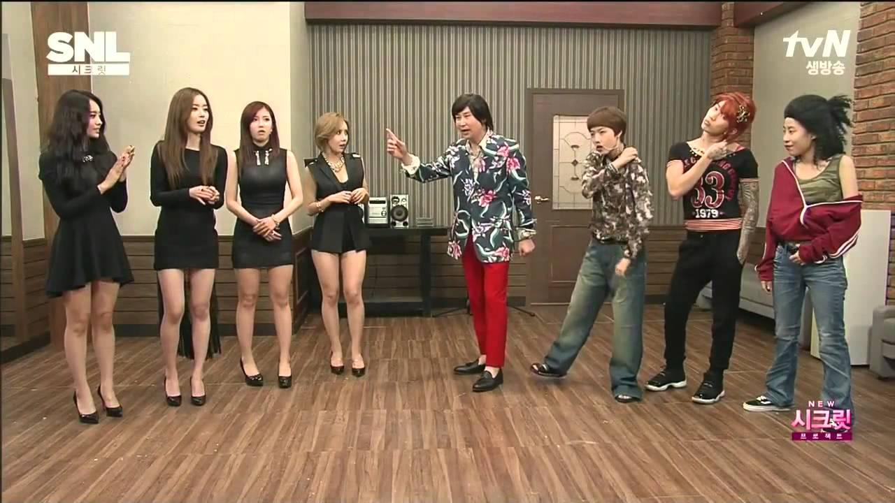 Ultimate K-Pop Appearances on SNL Korea #2 | AsianCrush