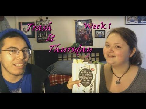 Trash It Thursday, Week 1 With Nery!