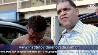 Pastor Marcos Pereira efetua mais um resgate