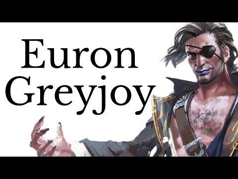 Will Euron Greyjoy Bring Apocalypse In The Game Of Thrones Books?