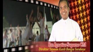 Hiduplah sebagai orang yang MERDEKA. Renungan Rm Ignatius Suparno CM