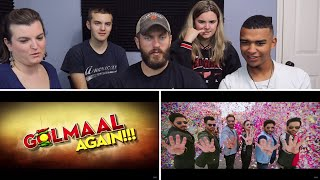 Golmaal Again Trailer REACTION! | Rohit Shetty | Ajay Devgn