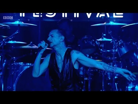 Depeche Mode - Global Spirit Tour (Promo) (2017, Glasgow, Sc