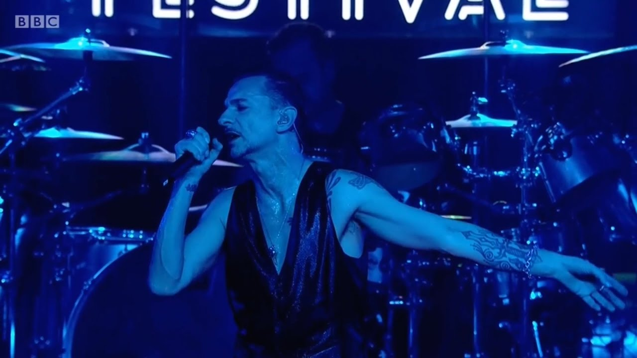Depeche mode global spirit tour promo 2017 glasgow - Depeche mode in your room live 2017 ...