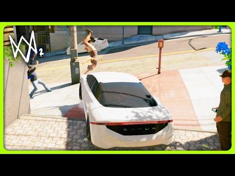 WATCH DOGS 2 FREE ROAM - BRAND NEW CAR! | #54 (Watch Dogs 2 Free Roam Gameplay)