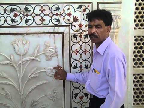 tour guide taj mahal india 2