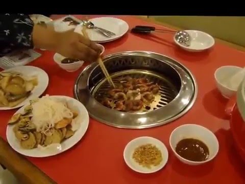 Japanese Restaurant Where You Cook Your Own Food
