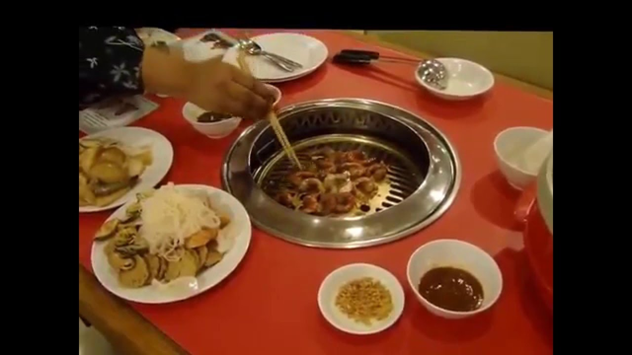 Anese Restaurant Where You Cook Your Own Food